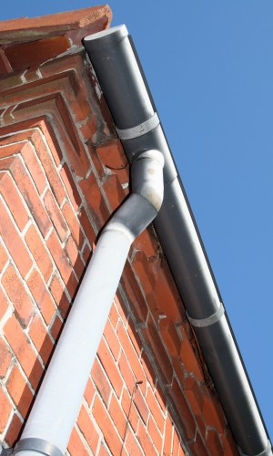 Client of Element roofing, emergency roof leak in Pleasanton, CA.
