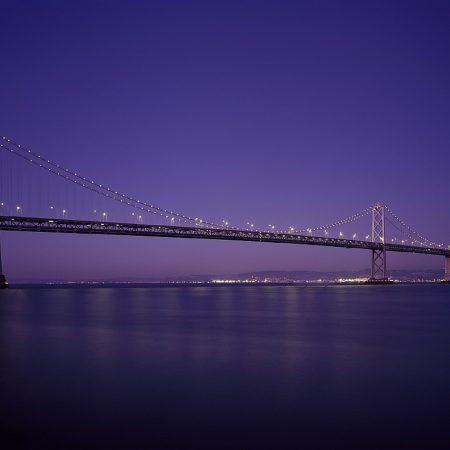 image of the bay bridge
