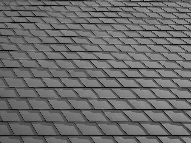 image of roof shingles
