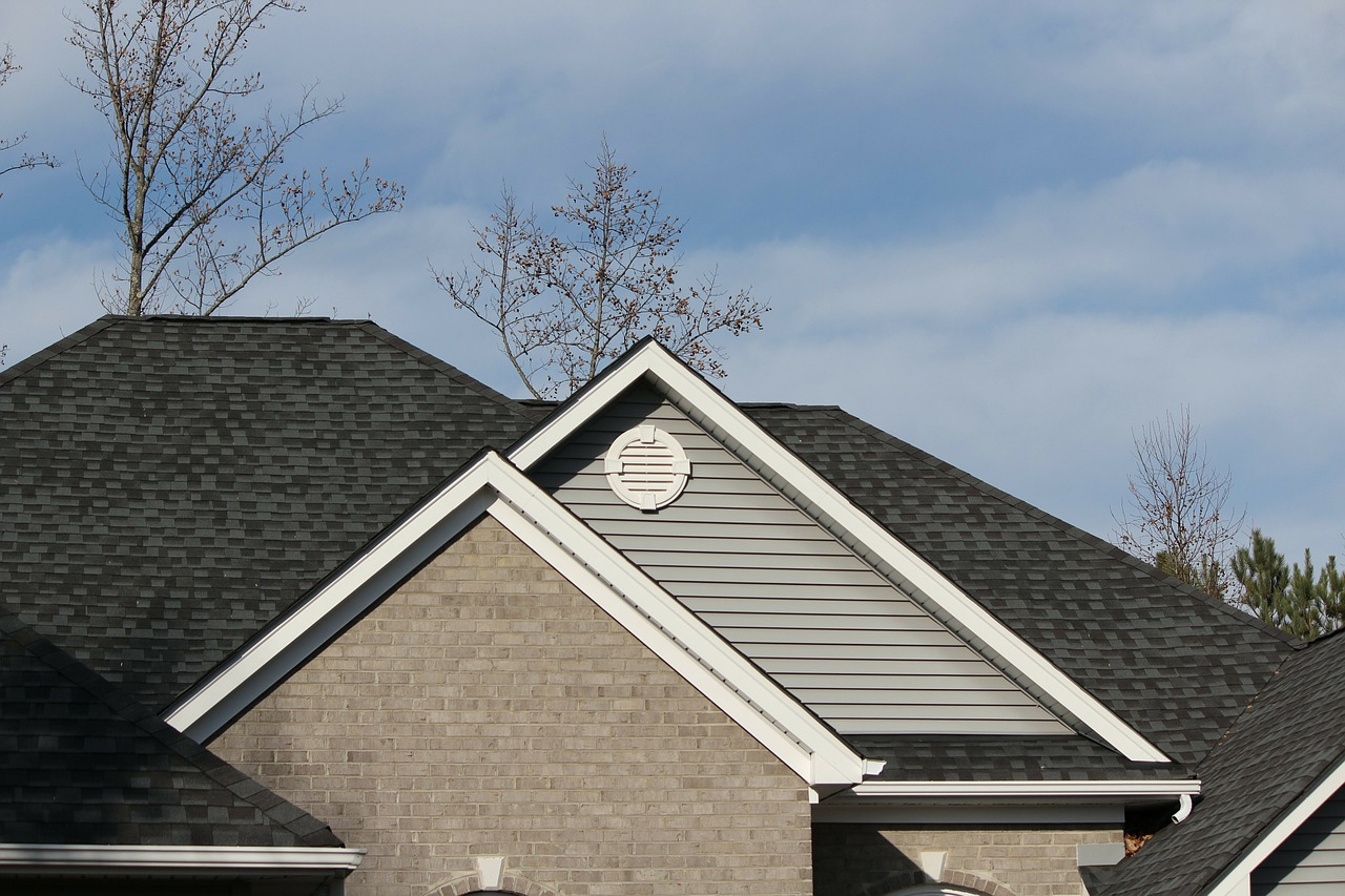 Roof with Annual Roof Maintenance package keeping it in good shape