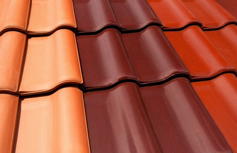 Commercial Roof Tiles