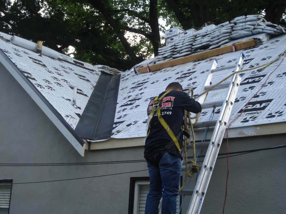 Element Roofing in Mountain House